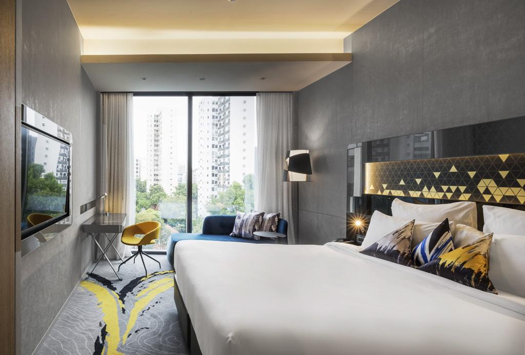 Premium - Accor - Astore - Novotel Singapore On Stevens - Singapour